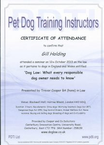 PetDog Training Instructors
